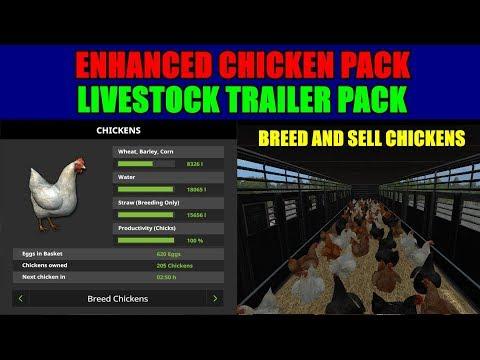 Enhanced Chicken Pack v1.0