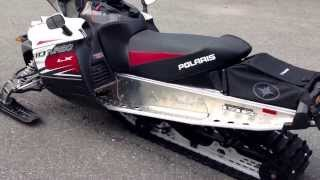 4. 2011 Polaris turbo IQ LX. Only 5 miles!! Check it out at Bangormotorsports.net