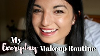 I'm so happy you're here. I hope you're having a lovely day! In this video, I'm showing you my everyday makeup routine that I am able to do under 10 minutes every morning! Also, I highly recommend the company OMIANA that I mention in the video. Their company has super amazing products that are healthy and will make your face super happy!Products I used:OMIANALiquid Foundation - http://bit.ly/2m5WzIpPowder Foundation - http://bit.ly/2lg4ZP3Mascara - http://bit.ly/2kSElrOLip Liner - http://bit.ly/2lAgHodLipstick - http://bit.ly/2mgeZp7SEPHORAOutrageous Curl Mascara - http://seph.me/2eOi8vwELFHighlighter - http://bit.ly/1HFrIefPhilippians 4:4 Music:[Italian Afternoon by Twin Musicom is licensed under a Creative Commons Attribution license (https://creativecommons.org/licenses/...)Artist: http://www.twinmusicom.org/)Follow me on everything!Instagram: http://www.instagram.com/carlyyhartmanTwitter: http://www.twitter.com/carlyyhartmanWebsite: http://www.carlyhartman.comPageant 360:Instagram: http://www.instagram.com/pageant360Picks With Purpose:Instagram: http://www.instagram.com/pickswithpurpose