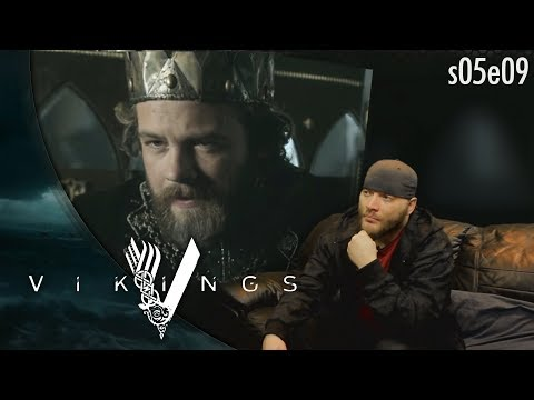 Vikings: S05e09 'A Simple Story' REACTION