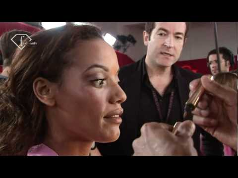 fashiontv | FTV.com - VICTORIAS SECRET BACKSTAGE, NY 2010