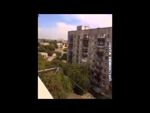 Мариуполь под обстрелом. ДНР ЛНР