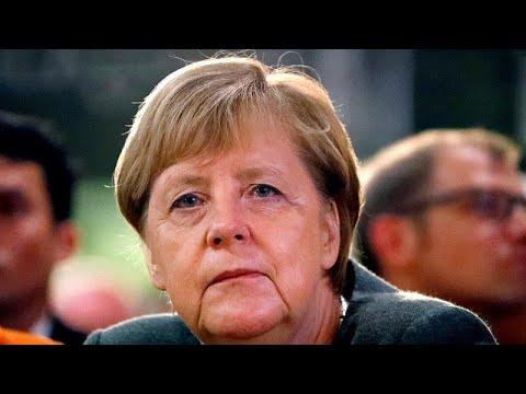 Γερμανία: Η Α. Μέρκελ δεν θα διεκδικήσει εκ νέου την προεδρία του CDU…