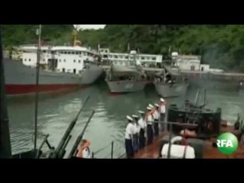 VN tập trận bắn đạn thật ở Biển Đông
