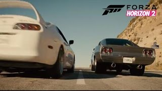 Nonton Fast   Furious 7   Paul Walker Tribute Scene  Horizon 2 Remake  Film Subtitle Indonesia Streaming Movie Download
