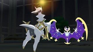 Pokemon Sun and Moon Wi-Fi Battle: Arceus Passes Judgment! (1080p) by PokeaimMD