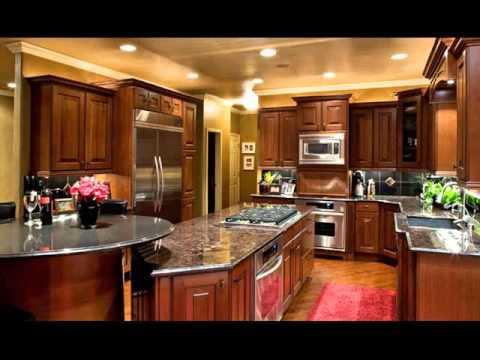 Kitchen Cabinet Design Ideas & Picture Collection