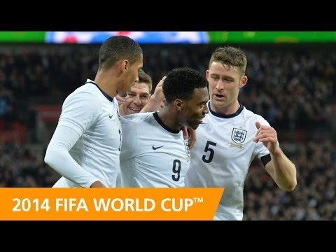 england - Featuring interviews with James Milner, Daniel Sturridge and coach Roy Hodgson, this is an in-depth look at England's World Cup history, how they qualified a...