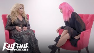 The Pit Stop w/ Raja & Mariah Balenciaga | RuPaul's Drag Race All Stars Recap (Season 2 Ep 4) | Logo