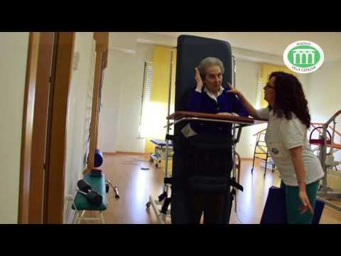 Piano da statica, a spiegare i benefici è la fisioterapista Loredana Staffieri.