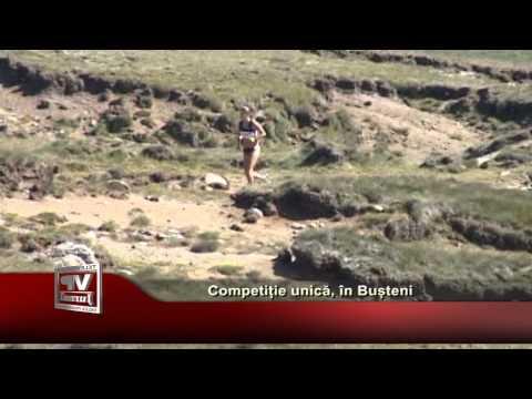 Competiție unică, în Bușteni