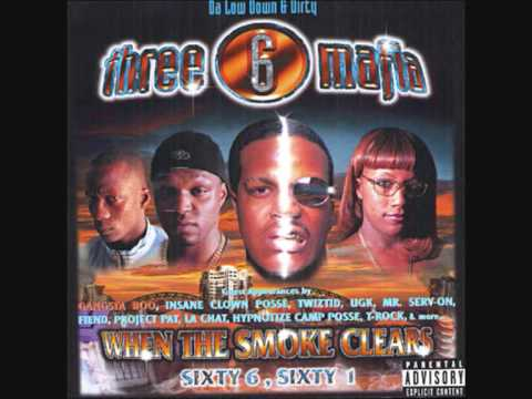 Three 6 Mafia - Sippin' On Some Syrup (feat. UGK & Project Pat).