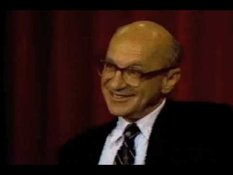 Milton Friedman – Health Care in a Free Market