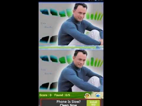 Video of Tom Hanks Find Games