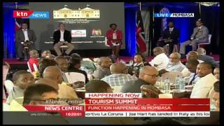 Tourism summit happening in Mombasa as Kenya expects  3 million tourists this year