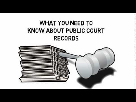 Public Court Records - Background Checks And People Search