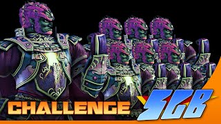 Apparently someone tried the Ganondorf Challenge with seven of them