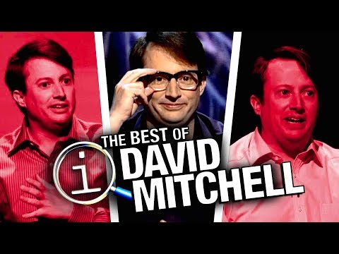 QI - David Mitchell's Angry Logic Compilation - [9:14]