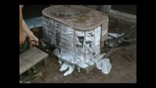 Video Spring time air conditioner tune up for the DIY person  / coil cleaning MP3, 3GP, MP4, WEBM, AVI, FLV Juli 2018