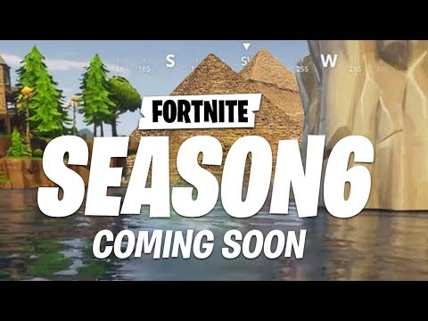 Fortnite Season 6 Leaks & Rumors #3 (Fortnite Season 6 News & Rumors)