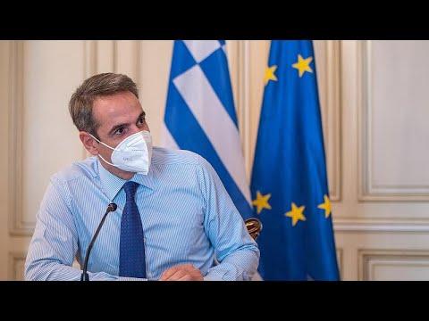 """Μητσοτάκης: «Η έκθεση Πισσαρίδη δεν """"μασάει"""" τα λόγια της για την ελληνική οικονομία»…"""