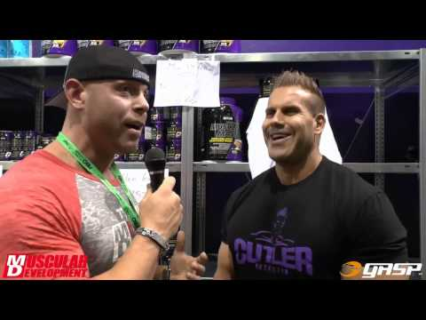 Jay Cutler Interview FIBO POWER GERMANY 2015