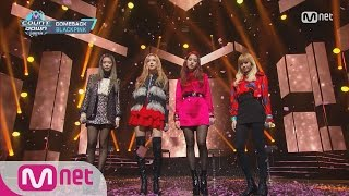 [BLACKPINK - STAY] Comeback Stage | M COUNTDOWN 161110 EP.500