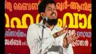 Malayalam Speech ....christian&muslim ,part2