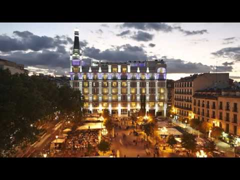 ME Madrid Reina Vistoria. Lifestyle hotel in the heart of urban Madrid.