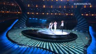 Dima Bilan - Believe (Russia) 2008 Eurovision Song Contest Winner