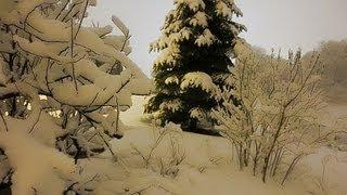 Vlog: Midnight Narnia Snow Fall