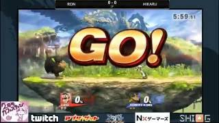 Sumabato 12 Losers Finals: Ron (Luigi) vs. HIKARU (DK)