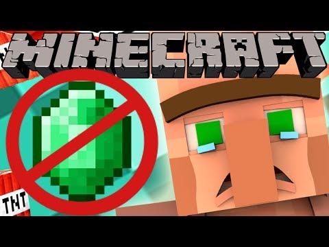 If Emeralds were Removed - Minecraft