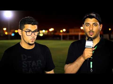 الرسالة الأولى لبطولة جامعة المجمعة الصيفية الأولى لكرة القدم
