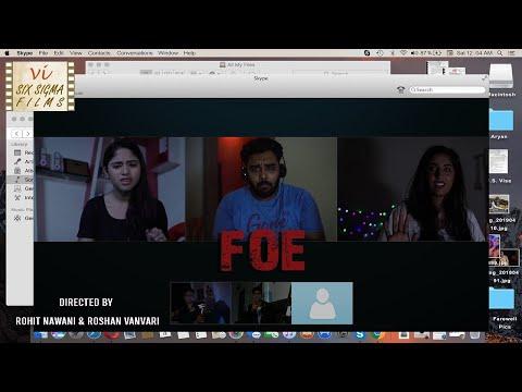 FOE - The Strange Revenge  | Suspense Thriller | Hindi Short Film | Six Sigma Films
