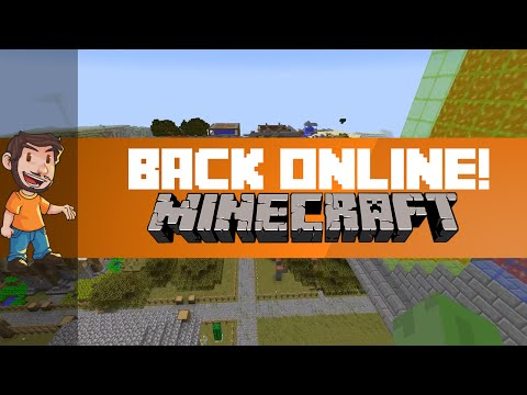 Update: Minecraft Server Back Online!
