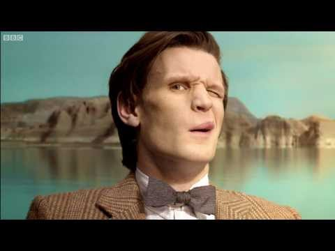 Doctor (Doctor Who) - As shown in The Impossible Astronaut, the Doctor joins his friends at Lake Silencio and then approaches the astronaut, River Song, Amy and Rory's daughter, t...