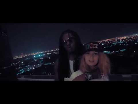 MAAHLOX le vibeur - MANGE TA PART - clip officiel by THE BRAND