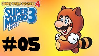 Please leave a Like! Your support is appreciated!Presented by The Gamer's Bench! http://www.gamersbench.com/***This is Part 5 of my playthrough of Super Mario Advance 4, with commentary! In this video, we're going through World 5: The Sky. The area begins on the ground, but after going through a tower, there's more levels to go through above the clouds. Eventually, we'll face off against Roy Koopa. Enjoy!Timestamps for this video:World 5: The Sky00:34 World 5-103:41 World 5-205:24 World 5-307:09 Hammer Bros. Battle 107:26 Hammer Bros. Battle 208:27 World 5-Fortress 111:13 World 5-Tower12:41 World 5-413:49 World 5-516:56 World 5-618:14 World 5-721:03 World 5-Fortress 224:38 World 5-826:28 Hammer Bros. Battle 327:00 World 5-AirshipSubscribe for more video game playthroughs!http://www.youtube.com/subscription_center?add_user=octaneblueSuper Mario Advace 4: Super Mario Bros. 3 playlist:https://www.youtube.com/playlist?list=PLLh-tvo0zF5TS68XmpjxrKbVVcoeOBGr1The Gamer's Bench -- http://www.gamersbench.com/Gamer's Bench Discord -- https://discord.gg/C2PmWA4Twitter -- http://www.twitter.com/octaneblueDonations -- https://youtube.streamlabs.com/octaneblueFacebook -- http://www.facebook.com/octanebluetubeTumblr -- http://octaneblog.tumblr.com/Google+ -- http://plus.google.com/+octaneblue---Super Mario Advance 4: Super Mario Bros. 3Developer(s): Nintendo EADPublisher(s): NintendoPlatform(s): Game Boy Advance, Wii U Virtual ConsoleRelease Date(s): October 21, 2003 (GBA), January 21, 2016 (Wii U VC)Endscreen by Sandstormer! http://www.twitter.com/Sandstormer2