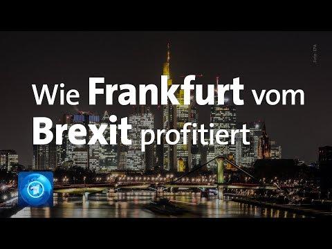 So profitiert Frankfurt vom Brexit