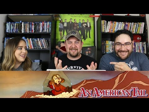 Better Late Than Never Ep 37 - An American Tail (1986) Trailer Reaction / Review