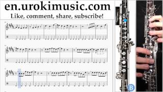 http://en.urokimusic.com/ How to Play Oboe Prince Royce & Chris Brown - Just As I Am Tabs Part # 2 um-hli352 Please write in the comments, how to make lesson...