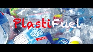 """PlastiFuel"" DECA Idea Challenge 2016"