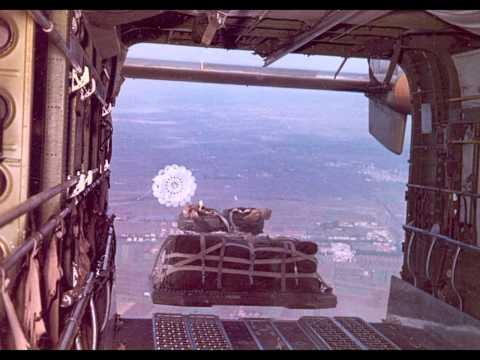 Il Fairchild C-119 Flying Boxcar...