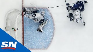 Review Gives Goal To Nikita Kucherov After Frederik Andersen's Save Comes Up Short by Sportsnet Canada