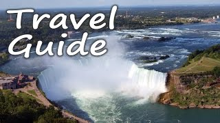 Niagara Falls (NY) United States  city photo : Must See Attractions at Niagara Falls USA (Maid of The Mist, Cave of The Winds)