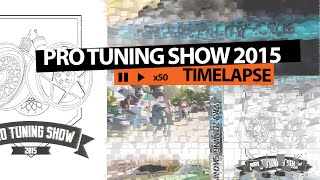 Timelapse 1 - Pro Tuning Show CD Cover