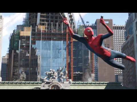 Spider-Man: Far From Home - tizer-treyler