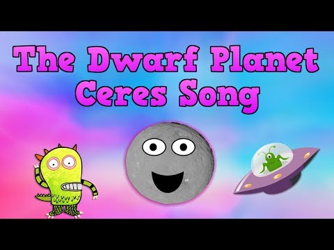 The Dwarf Planet Ceres Song | Ceres Song for Kids | Ceres Facts | Silly School Songs