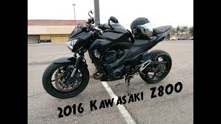 5. 2016 Kawasaki Z800 2 year review